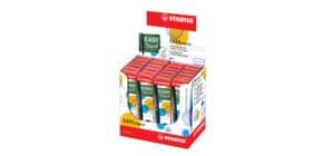 Tintenpatrone EasyOriginal schwarz STABILO 6890/046 dokumentenecht 3 Stück Produktbild