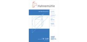 Transparentpapierblock A4 50BL 110/115g HAHNEMÜHLE 10622701 Produktbild