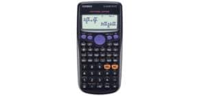 Schulrechner 2-zeilig CASIO FX-82DE Plus Batterie Produktbild