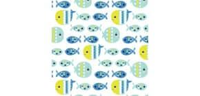 Motivserviette 33x33cm Kinder Fische HOME F. 211802 Produktbild
