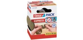 Packband 38mmx33m braun TESA 05079-00006-01 reißbar Produktbild