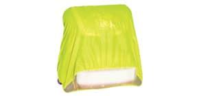 Regenschutzhülle 50x50 neongelb WEDO 2411065 f.Schulranzen Produktbild