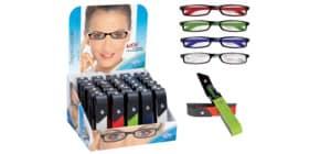 Lesebrille PEP Trendfarben WEDO 27133099 Produktbild