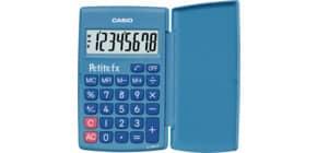 Taschenrechner 8-stellig blau CASIO LC-401LV-BU Produktbild