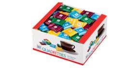 Quadretties Schokoladetafeln RITTER SPORT 232289 200 Stück Produktbild