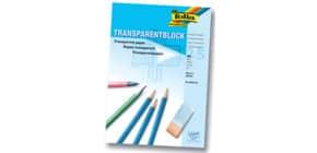 Transparentpapierblock A4 25BL FOLIA 8000/25 80g Produktbild