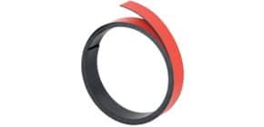 Magnetband 1m x 10mm rot FRANKEN M802 01 Produktbild