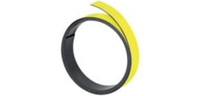 Magnetband 1m x 15mm gelb FRANKEN M803 04 Produktbild