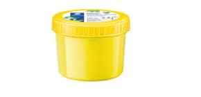 Fingerfarbe Noris Club gelb STAEDTLER 8801-1 Mali 100ml Produktbild