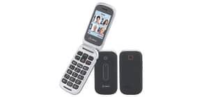 Mobiltelefon Komfort schwarz OLYMPIA Mira-BK Produktbild