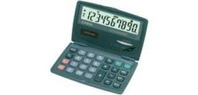 Taschenrechner SL210TE 10-stellig CASIO SL210TE DualPower 120x73x13mm Produktbild
