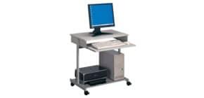 PC Arbeitsstation Standard grau DURABLE 3197 10 Produktbild