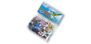 Schmucksteine Sterne FOLIA 1243 Gr.+Farb sort 350ST Produktbild