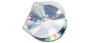 CD-Hülle 10ST VELOFLEX 4365 000 Velobox Produktbild