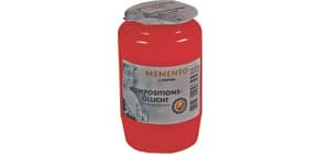 Grablicht Kompo Öllicht Nr3 rot BOLSIUS 103320316841 Produktbild