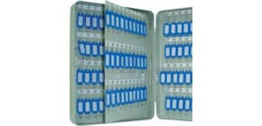 Schlüsselschrank für 140 Schlüssel grau Q-CONNECT KF04275 Produktbild