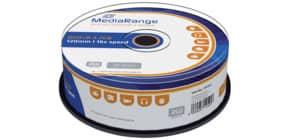DVD+R 25erSpindel MEDIARANGE MR404 4,7Gb120mi Produktbild