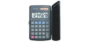 Taschenrechner LEO DK029 8-stellig 70x115x180mm BxHxT Produktbild