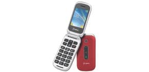 Mobiltelefon Komfort rot OLYMPIA Mira-RD Produktbild