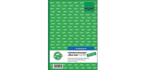 Lohn + Gehaltsabrechnung A5 SIGEL LO519 A5 50 Blatt Produktbild