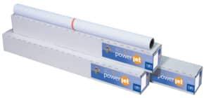 Plotterpapier 610mmx45m weiß POWERJ. 025409024119  90g matt Produktbild