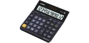 Tischrechner 12-stellig dunkelblau CASIO DH-12TER Produktbild