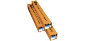 Plotterpapier 610mmx50m 80g h.weiß INAPA 025308061109 CAD Produktbild