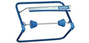 Wandhalter für Putzrollen blau KATRIN 223005901/709158 Produktbild