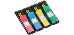 Index 4x35 Blatt POST IT 683-4, 4-farbig sortiert Produktbild