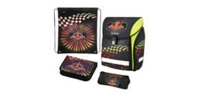 Schulranzenset 4tlg. Formula 1 HERLITZ 50007783 Midi Plus Produktbild