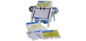Rollkartei 56x102mm silber DURABLE 2417 23 VISIFIX Produktbild