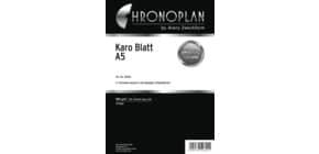 Ersatzeinlage A5 50 Blatt kariert CHRONOPLAN 50304 Notizen Produktbild