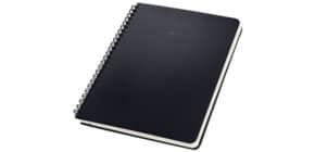 Collegeblock ca.A5 liniert schwarz CONCEPTUM CO823 o.Reg. Hardcover Produktbild