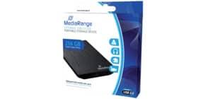 Festplatte extern SSD 240GB MEDIA RANGE MR991 Produktbild
