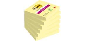 Haftnotizblock 76x76mm kan.gelb POST-IT 65412SY 90Bl SupSticky Produktbild