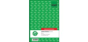 Lieferscheinbuch A5 hoch, 2x40 Blatt SIGEL SD011 selbstdurchschreibend Produktbild