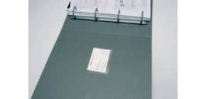 Visitenkartenhülle skl. 10ST Q-CONNECT KF27039 Produktbild