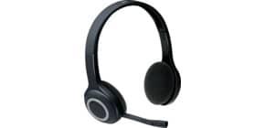 Kopfhörer Bluetooth schwarz LOGITECH 981-000342 Produktbild