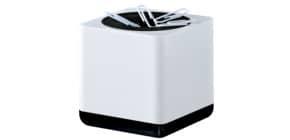 Klammernspender weiß-schwarz HAN 17652-32 i-Line Produktbild