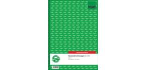 Kassenbuch A4/2x40BL SD SIGEL SD006 Produktbild