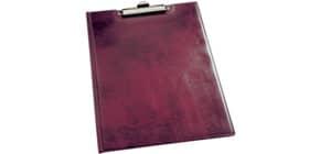 Klemmbrettmappe A4 Plastik rot DURABLE 2355 03 Produktbild