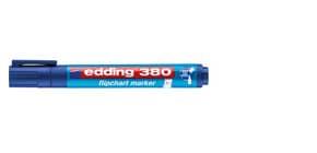 Flipchartmarker cap off blau EDDING 4-380003 nachfüllbar Produktbild