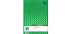 Rechnung A4/2x40BL SD SIGEL SD035 Produktbild