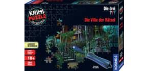 Puzzle Die Villa der Rätsel KOSMOS 697976 300 Teile Produktbild