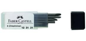 Zirkelmine 6ST FABER CASTELL 123121 Produktbild