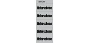 Inhaltsschild Lieferscheine grün NEUTRAL 5869  selbstklebend 100 Stück Produktbild