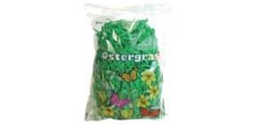 Ostergras Seidenpapier 40g grün 66040 Produktbild