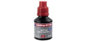Nachfülltusche 30ml rot EDDING BT30002 Produktbild