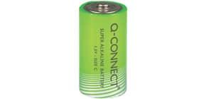 Batterie 1,5V 2ST C/baby Q-CONNECT KF00490 Produktbild