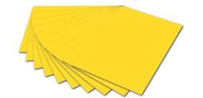 Fotokarton A4  bananengelb FOLIA 614/50 14 300g Produktbild